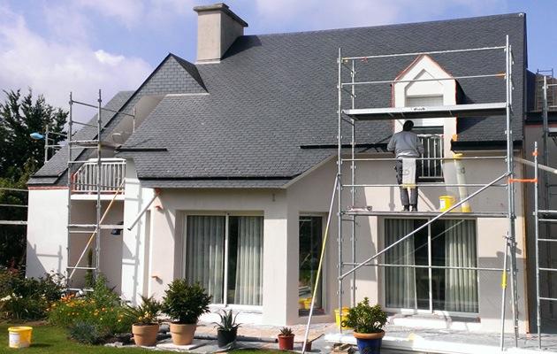 Gevelrenovatie info voorbeelden prijs advies - Oude huis gevel ...