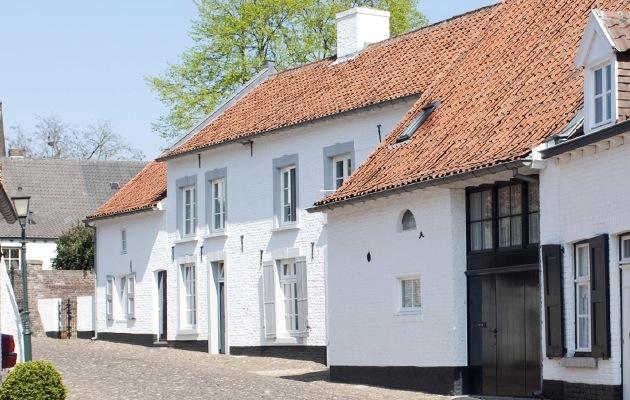 Gevel kaleien werkwijze weetjes en prijs advies - Oude huis gevel ...