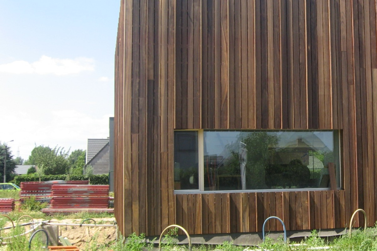 Padoek gevelbekleding prijs plaatsing inspiratie - Moderne huis gevel ...